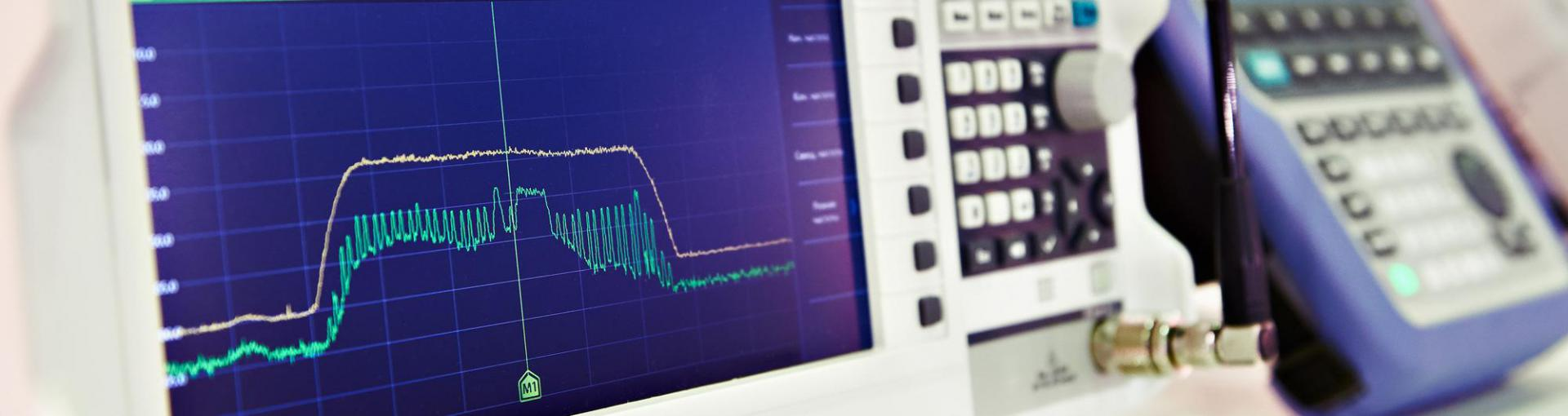 Spectrum analyzer 2
